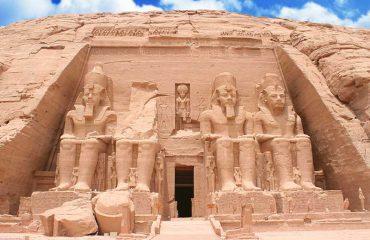 Il grande Tempio di Abu Simbel