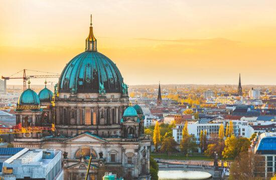 Copertina Berlino