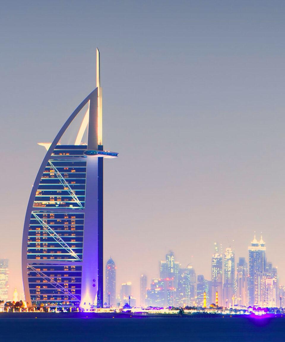 Copertina Dubai