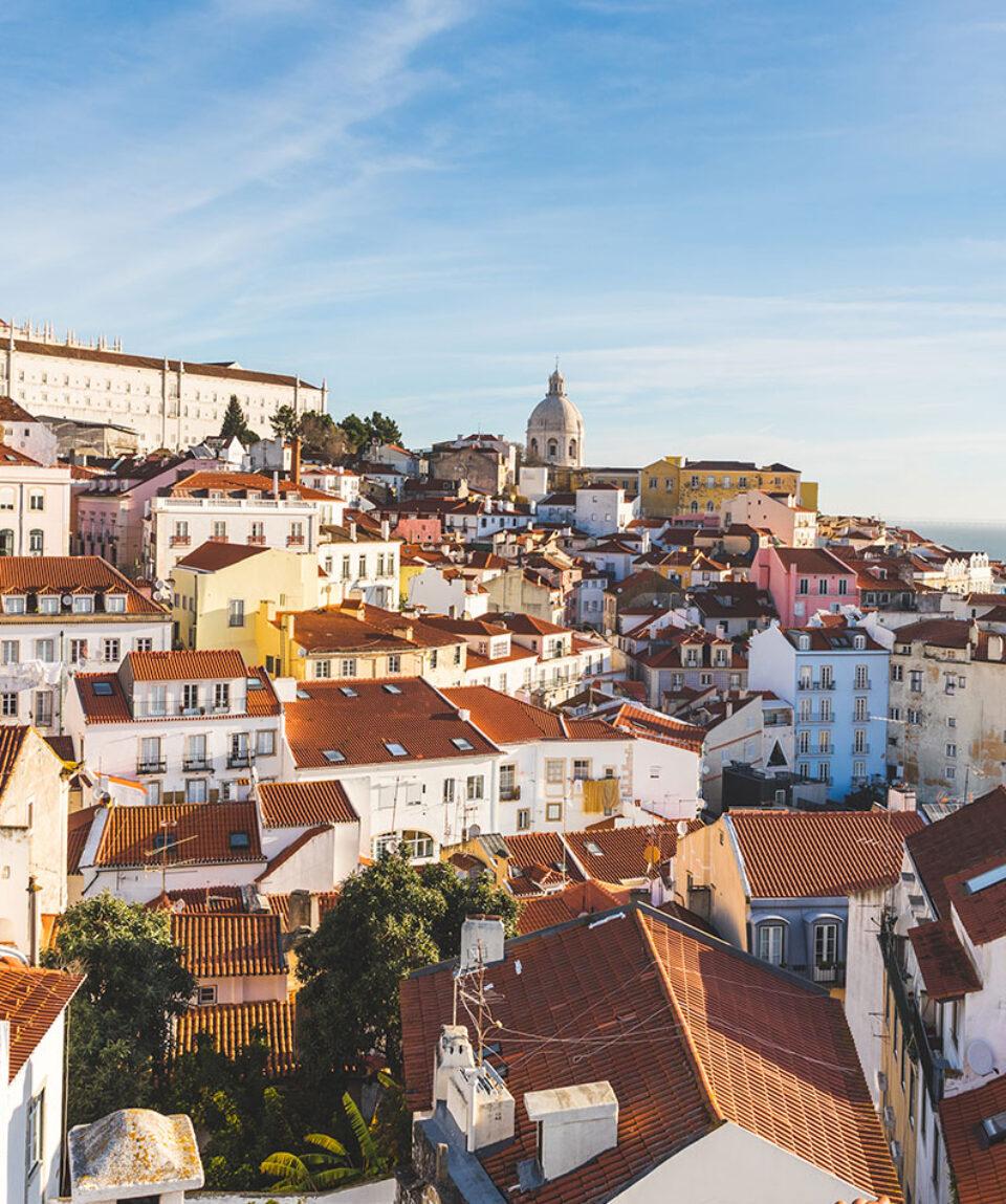 Copertina Lisbona