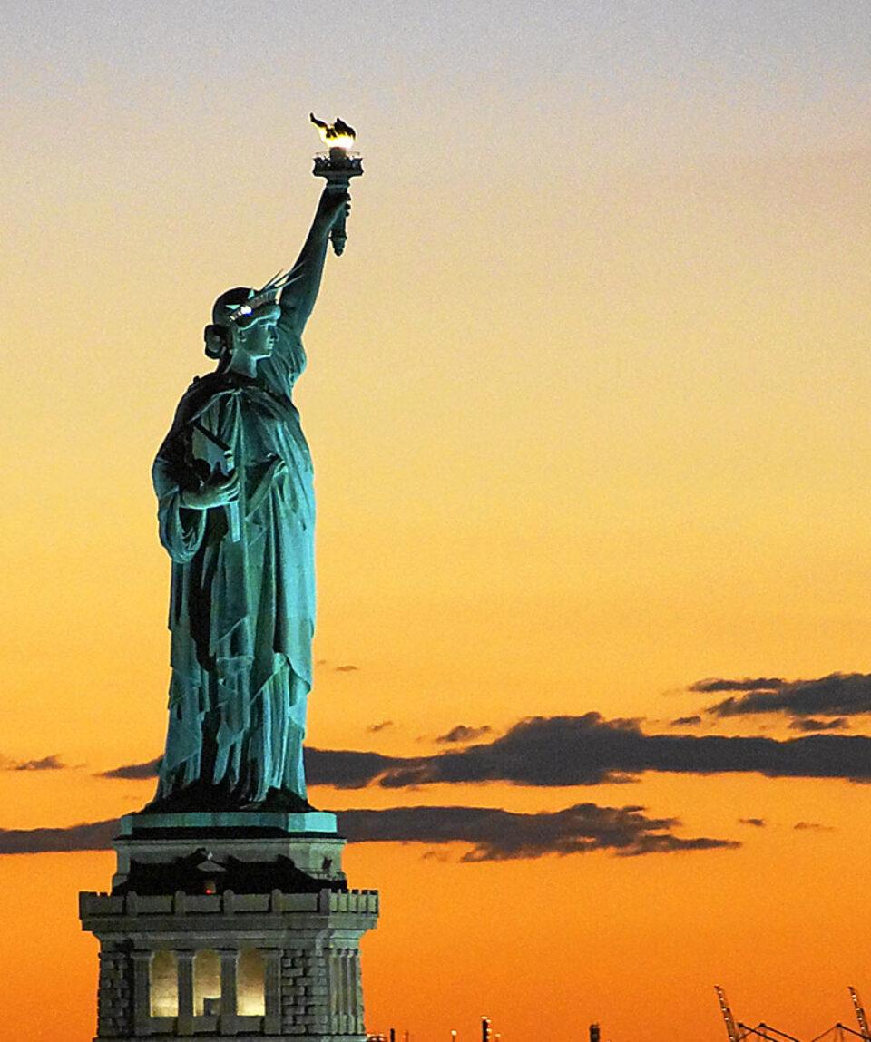 Copertina New York
