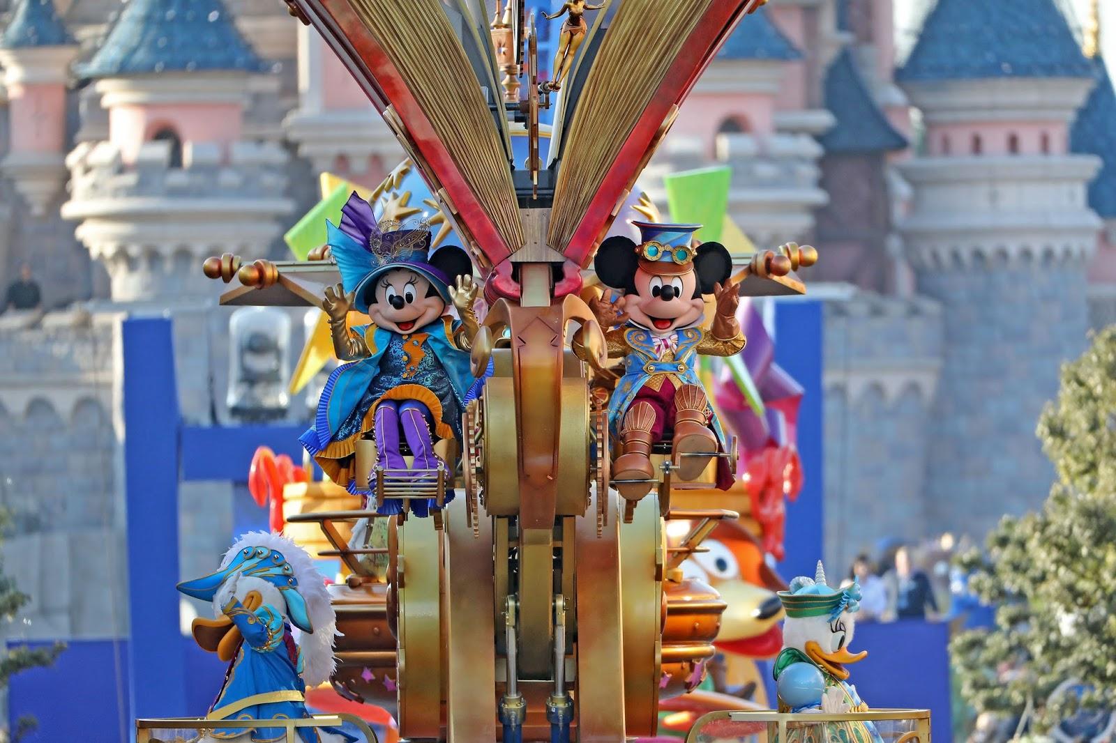 Disneyland Paris - HM Travel